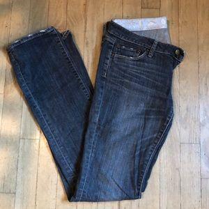 Uniqlo Straight Leg Jeans